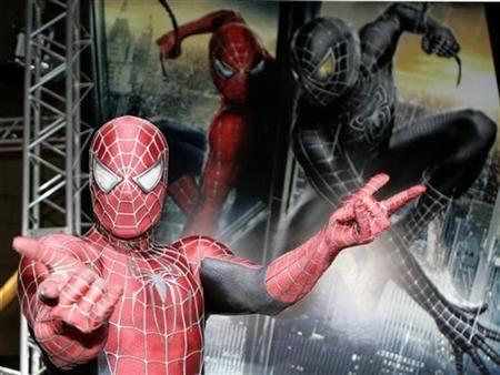 Leaked Sony Movies Like Spider-Man And Angry Birds Are Up