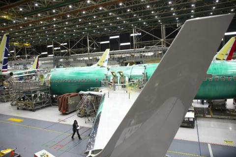 Boeing 737 MAX Takes To Skies For Long-awaited Test Flight