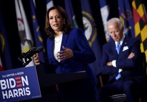 Biden, Harris Launch Campaign With Call To
