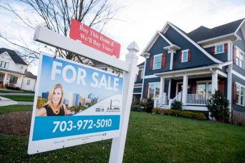 New Home Sales Rise In August