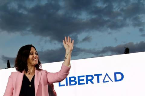 Anti-lockdown Leader Wins Solid Re-election In Madrid