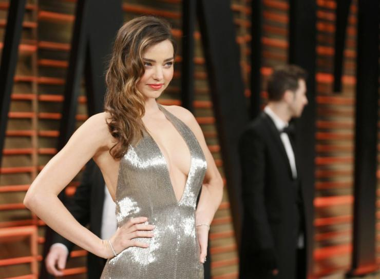Actress Miranda Kerr Loses 40 Pounds After Pregnancy With ...