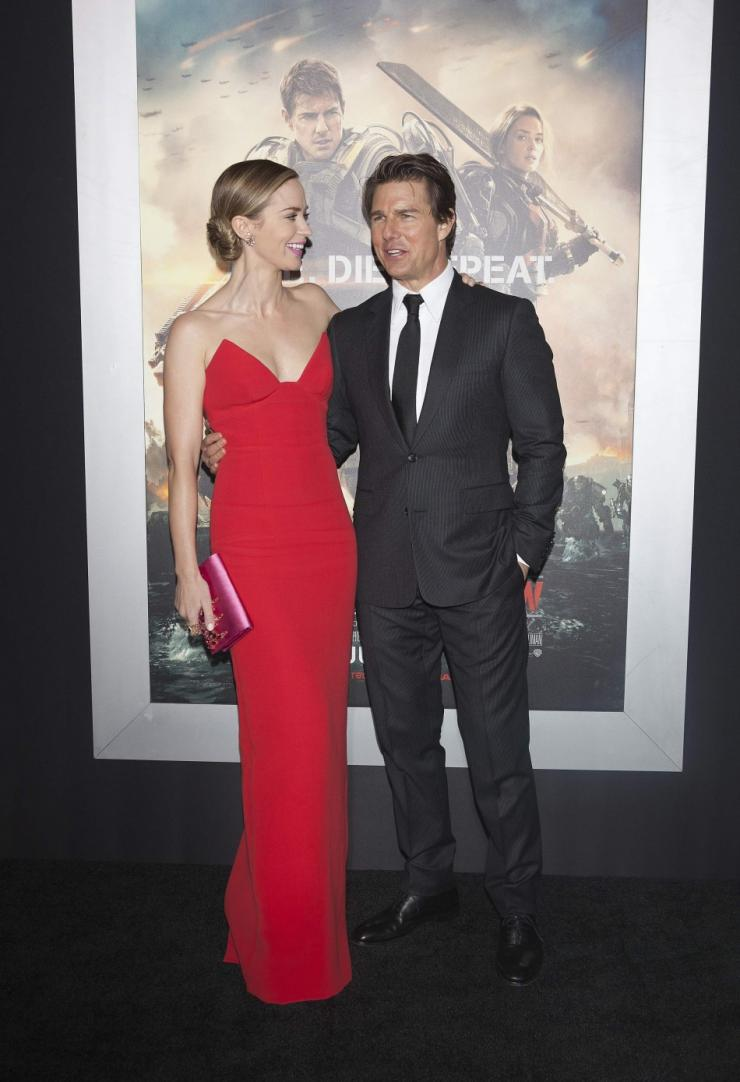 Edge of Tomorrow' Facts, Tom Cruise and Emily Blunt Characters