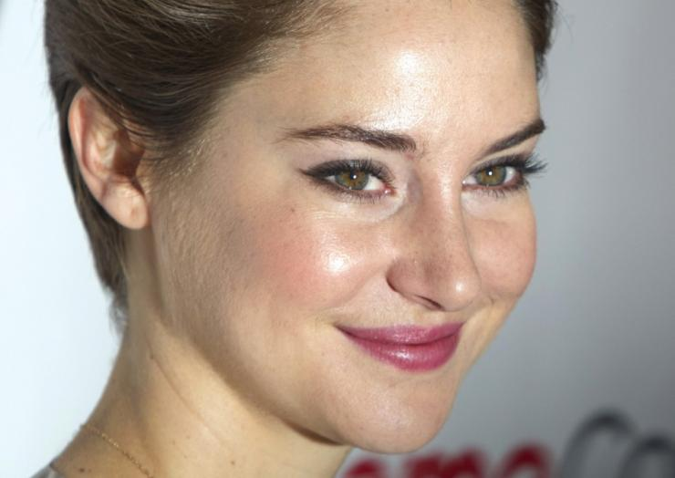 Shailene Woodley Says The Fault In Our Stars Is Her Last Teenage Movie