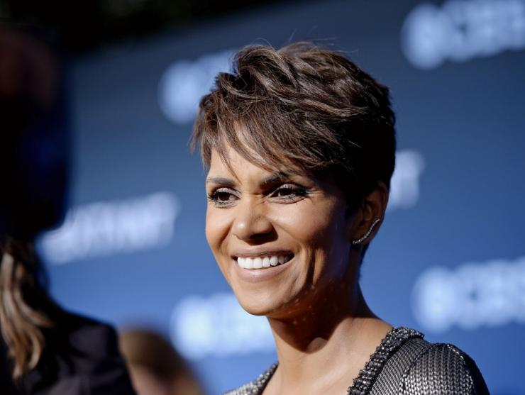 Halle Berry Rolls With Jimmy Fallon On The Tonight Show
