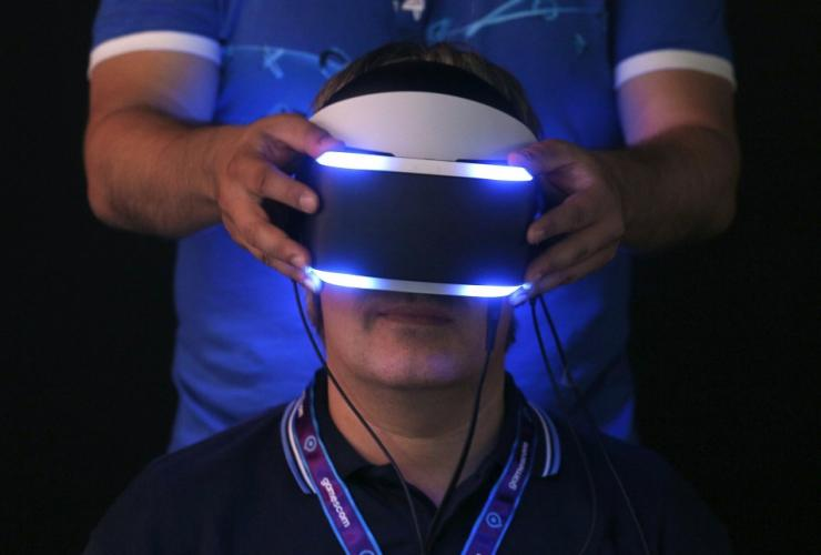 Sony's 'Project Morpheus' Virtual Reality Headset