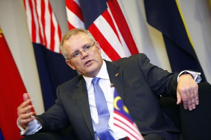 Immigration Officer Scott Morrison