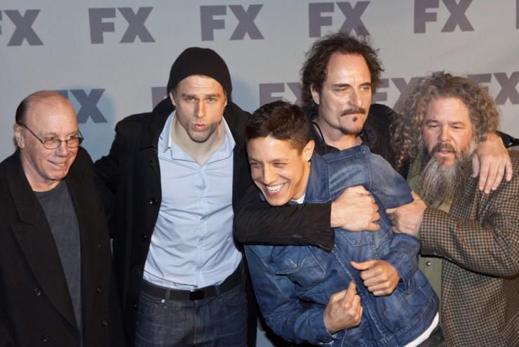 Theo Rossi Unleashed