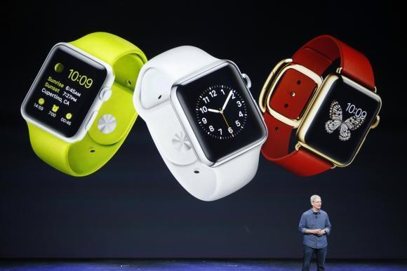 Apple CEO Tim Cook Speaks About The Apple Watch