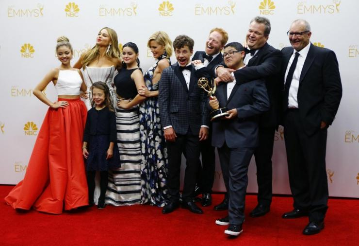 ABC's 'Modern Family' Cast And Crew