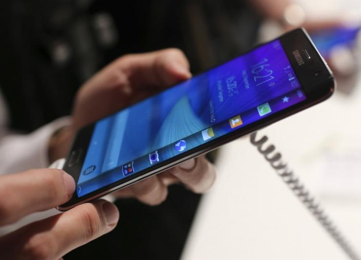 Samsung Galaxy Note, Samsung Galaxy S4 and S5 Android 5 0, Android