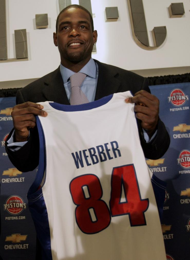 NBA News: Chris Webber Interested to Buy Ownership Stake in