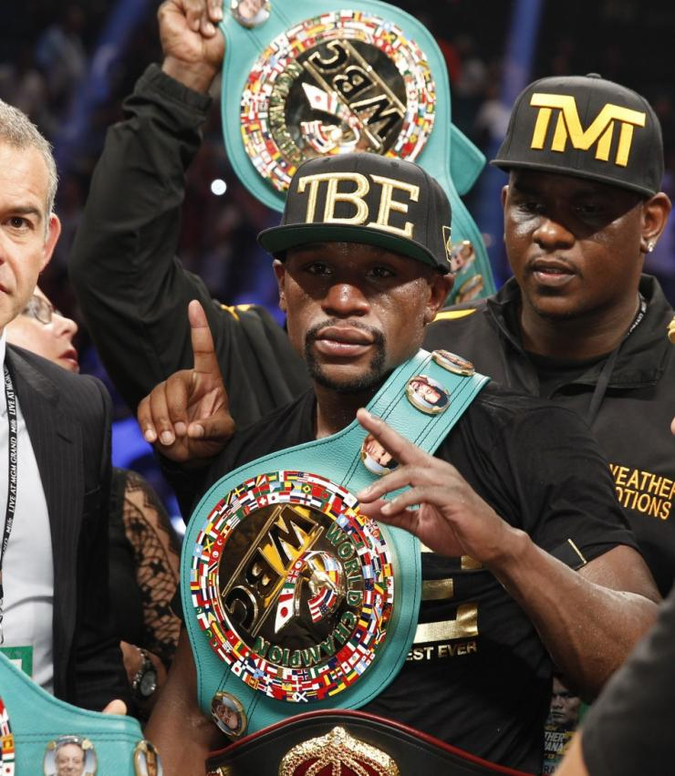 top 5 richest boxers in history