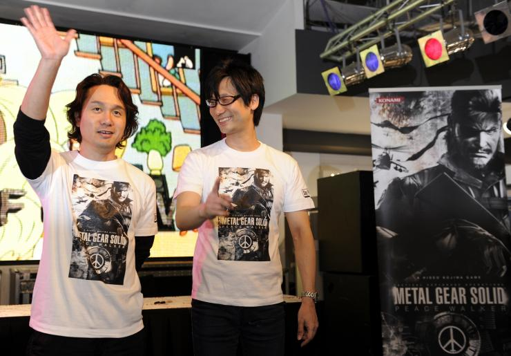 Metal Gear Solid 5' Voice Actress Claims Hideo Kojima Has Been Fired