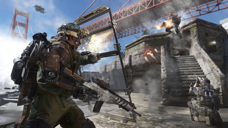 Call Of Duty Advanced Warfare Infographics Show Exo Zombie Kills Weapon Use And More Top Player Leaves The Scene