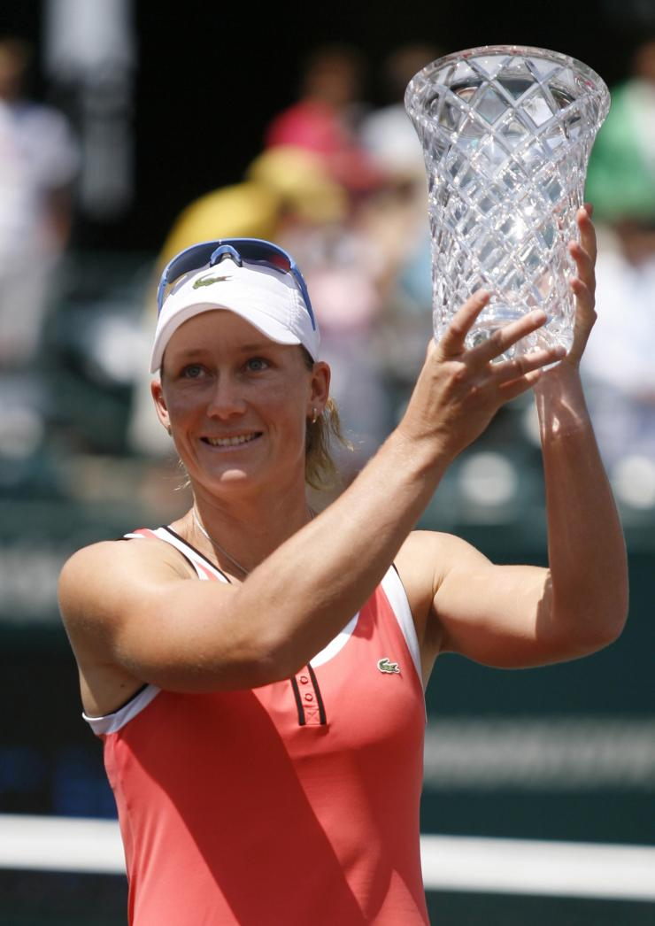 Sam Stosur - 2010 Family Circle Cup Champion