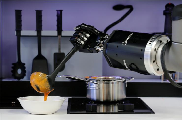 Robotic Chef Can Help You Cook Up Gourmet Meals