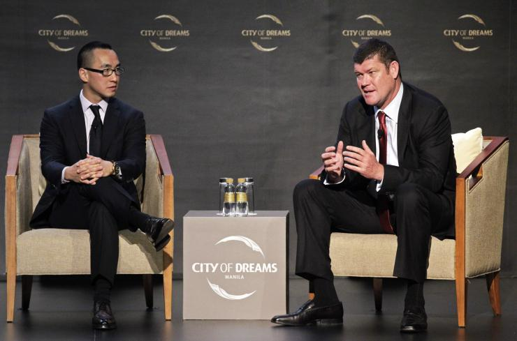 James Packer is currently Australia's richest boss