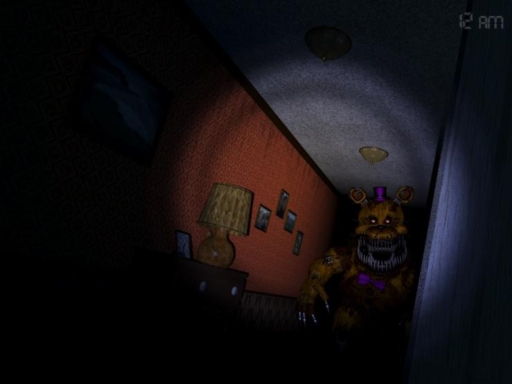 Five Nights At Freddy's' creator Scott Cawthon announces