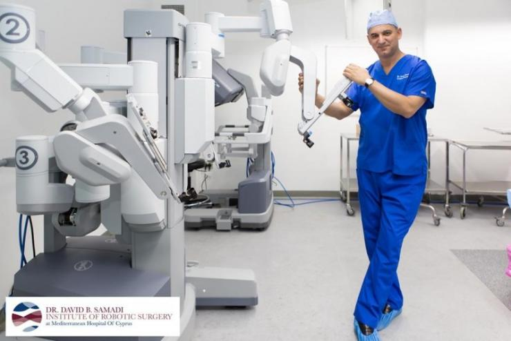 Robotic Surgical Arm