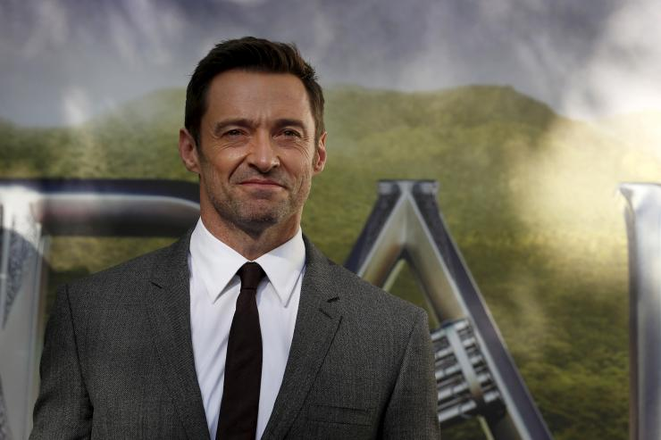 Andy Lee surprises Hugh Jackman with a stunning tap dance in