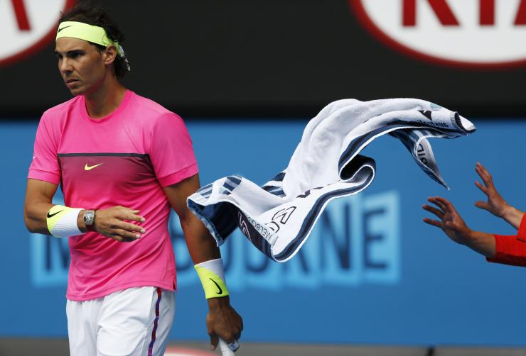 Tennis News: Rafael Nadal talks about being a role model ...