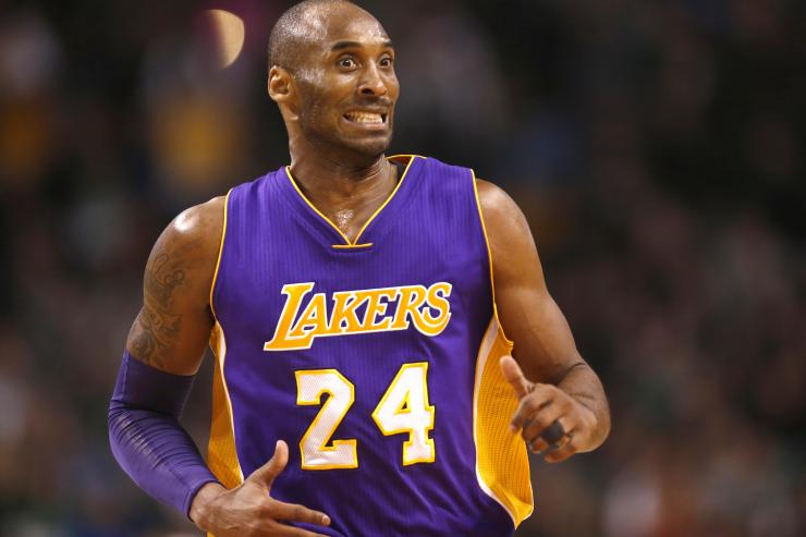 aeef601116fb Lakers could retire Kobe Bryant s jersey Nos. 8 and 24  Mitch Kupchak