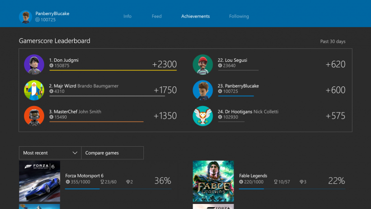 Xbox One February System Software Update detailed, Xbox Beta