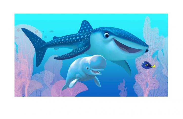 Finding Dory Spoilers Meet Two New Characters In Finding Nemo Sequel