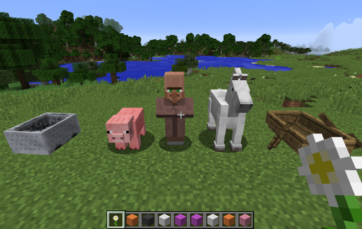 Minecraft Dev Releases Snapshot 16w06a Teases Overworld Update For