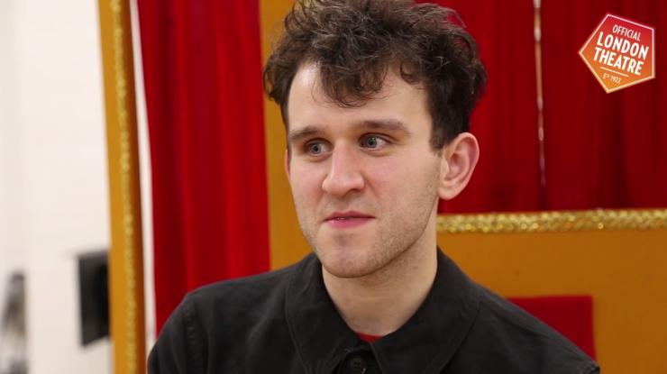 harry potter actor wants to be the next doctor who harry melling plans to follow granddad patrick troughton s footsteps harry potter actor wants to be the