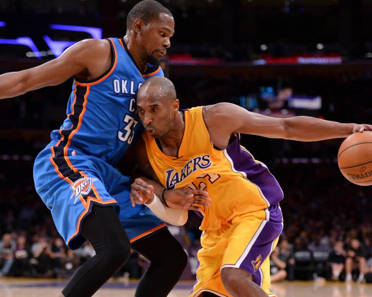 e1aa5bf15a5e NBA free agency  Kevin Durant could pick Lakers as second option behind  Thunder