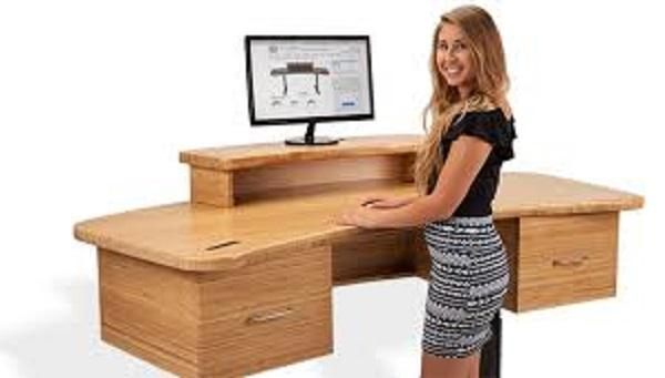 Work Group Study Says Standing Desks May Not Really Be Healthy