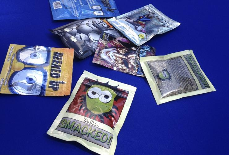 Melbourne's synthetic cannabis 'Blue Lotus' sends consumers into a