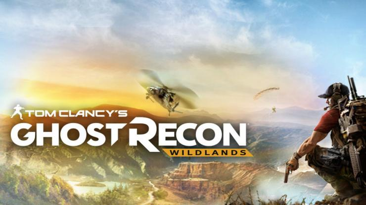 """Ghost Recon Wildlands"""
