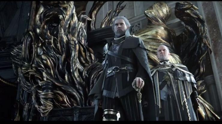 Kingsglaive Final Fantasy Xv Official Trailer Digital And