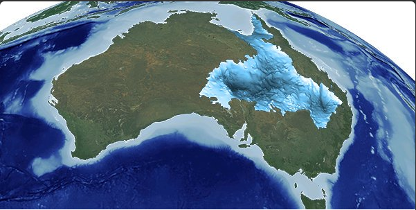 Australia tectonic plate movement