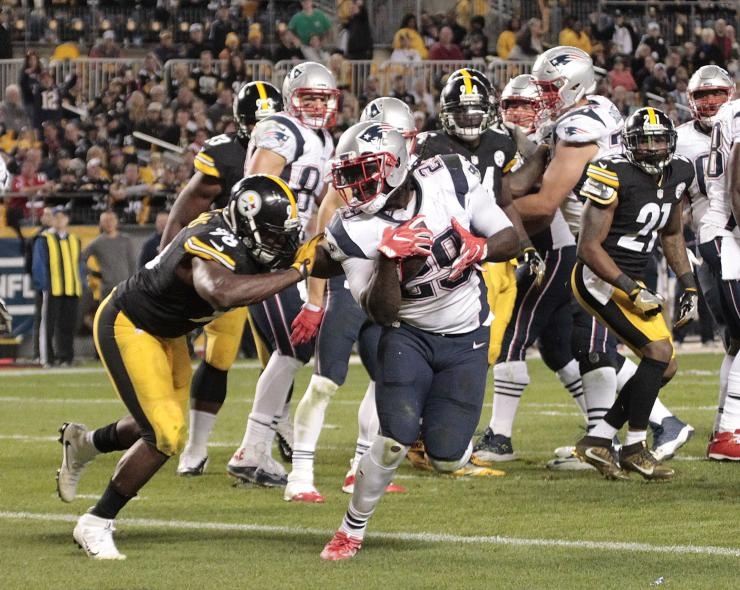 cb60e9eb0d3 New England Patriots vs Pittsburgh Steelers live stream  Watch AFC  Championship game live on TV