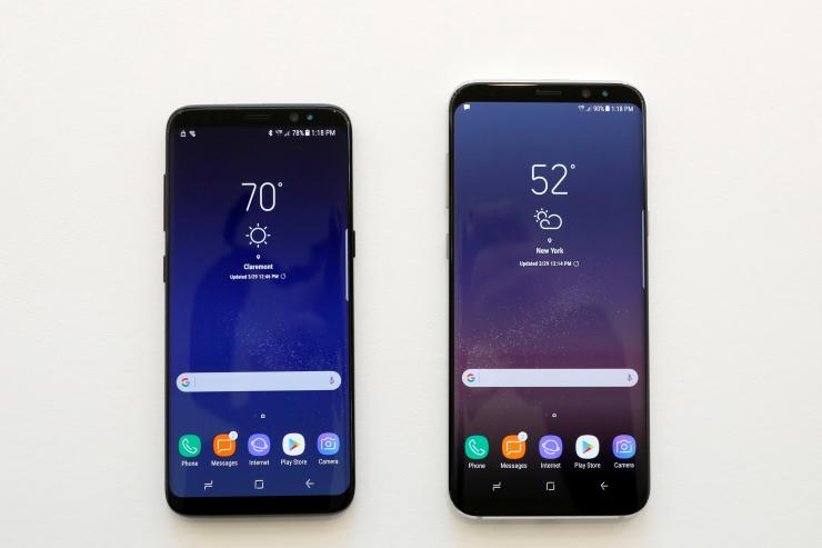 Samsung Galaxy S8 and S8 Plus Australia plans by Telstra