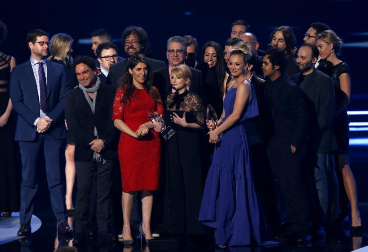 The Big Bang Theory cast RTSW6I3