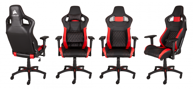 Strange Corsair T1 Race Launches New Racing Inspired Gaming Chair Alphanode Cool Chair Designs And Ideas Alphanodeonline
