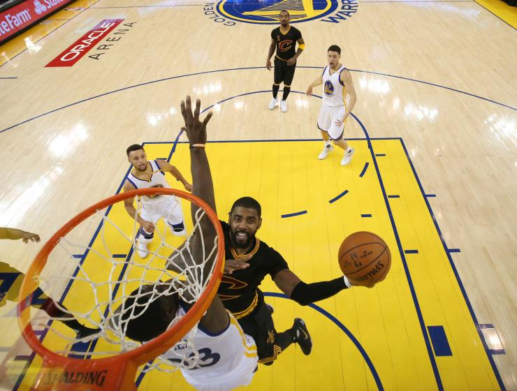 522d15d67608 Kyrie Irving Trade  Cavs ready to complete trade with late draft pick