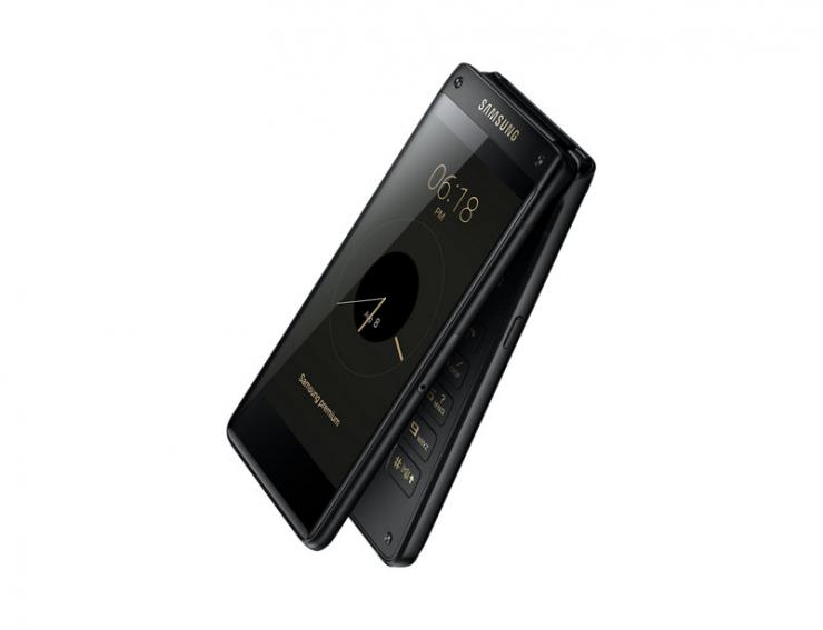 Samsung Launches Sm G9298 Android Flip Phone Specs Features And
