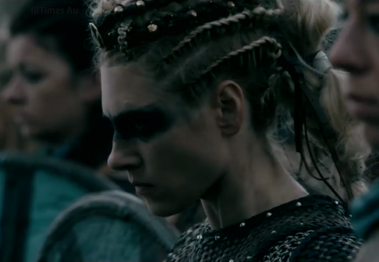 Vikings s5 lagertha sex scene - 1 7