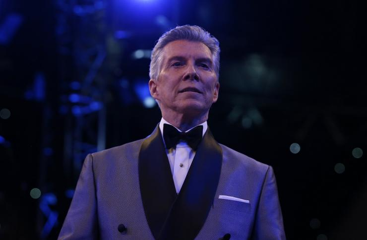 Michael Buffer, United States Grand Prix