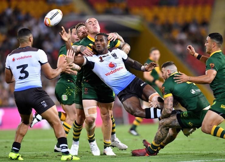 Rugby League World Cup final live streaming, Australia vs England live streaming