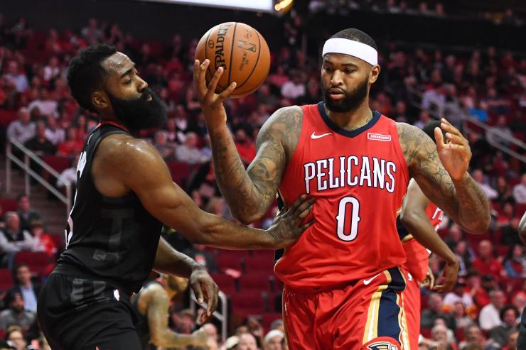 DeMarcus Cousins, NBA Trade Deadline, New Orleans Pelicans