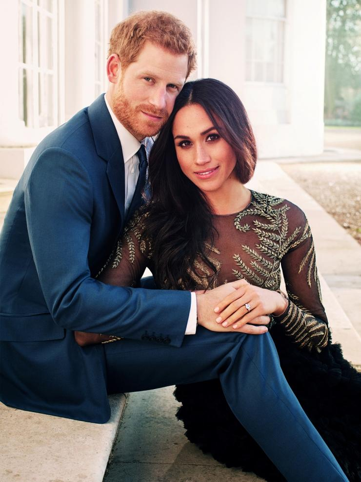 prince harry meghan markle royal wedding rules dress codes guests must follow prince harry meghan markle royal