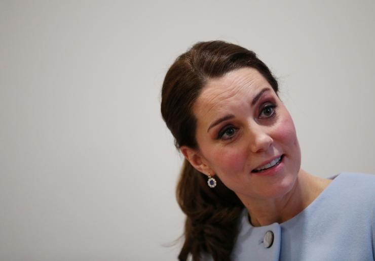 57fa775853e Kate Middleton s hairdresser reveals the duchess  hair essentials for  Sweden trip