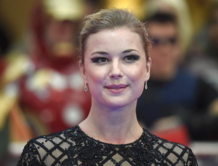 The Resident star Emily VanCamp RTX2BRA3